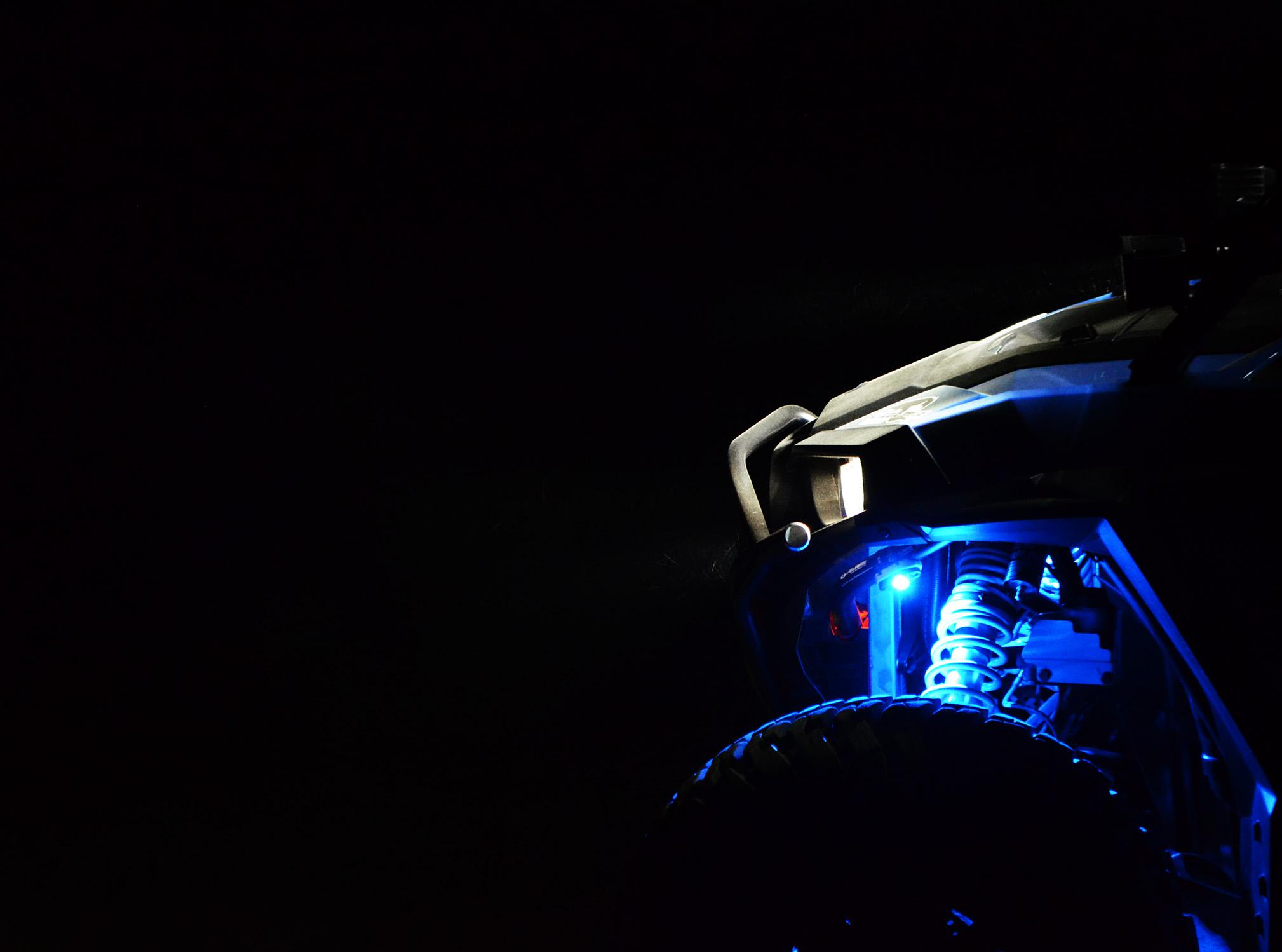 Wheel Well // Underglow