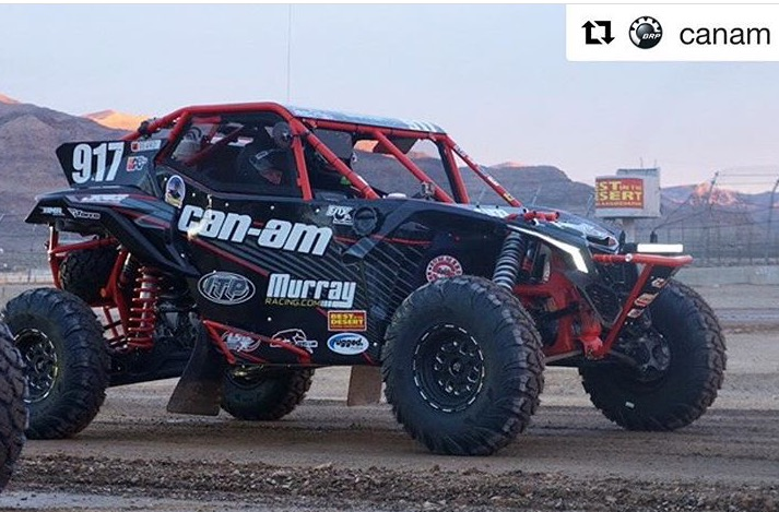 Murray Start 2017 Mint 400