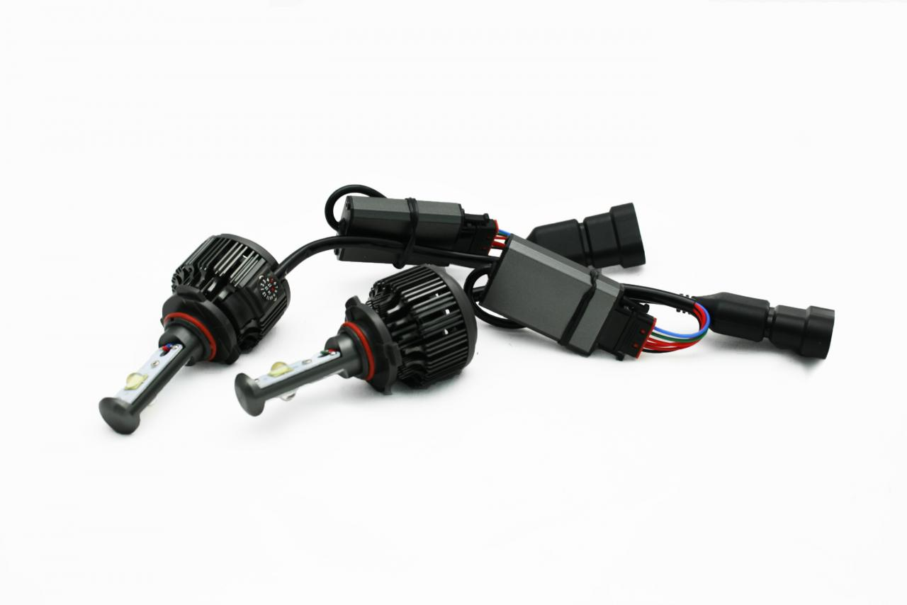LX LED Headlight Capsules (Pair - 5750530)