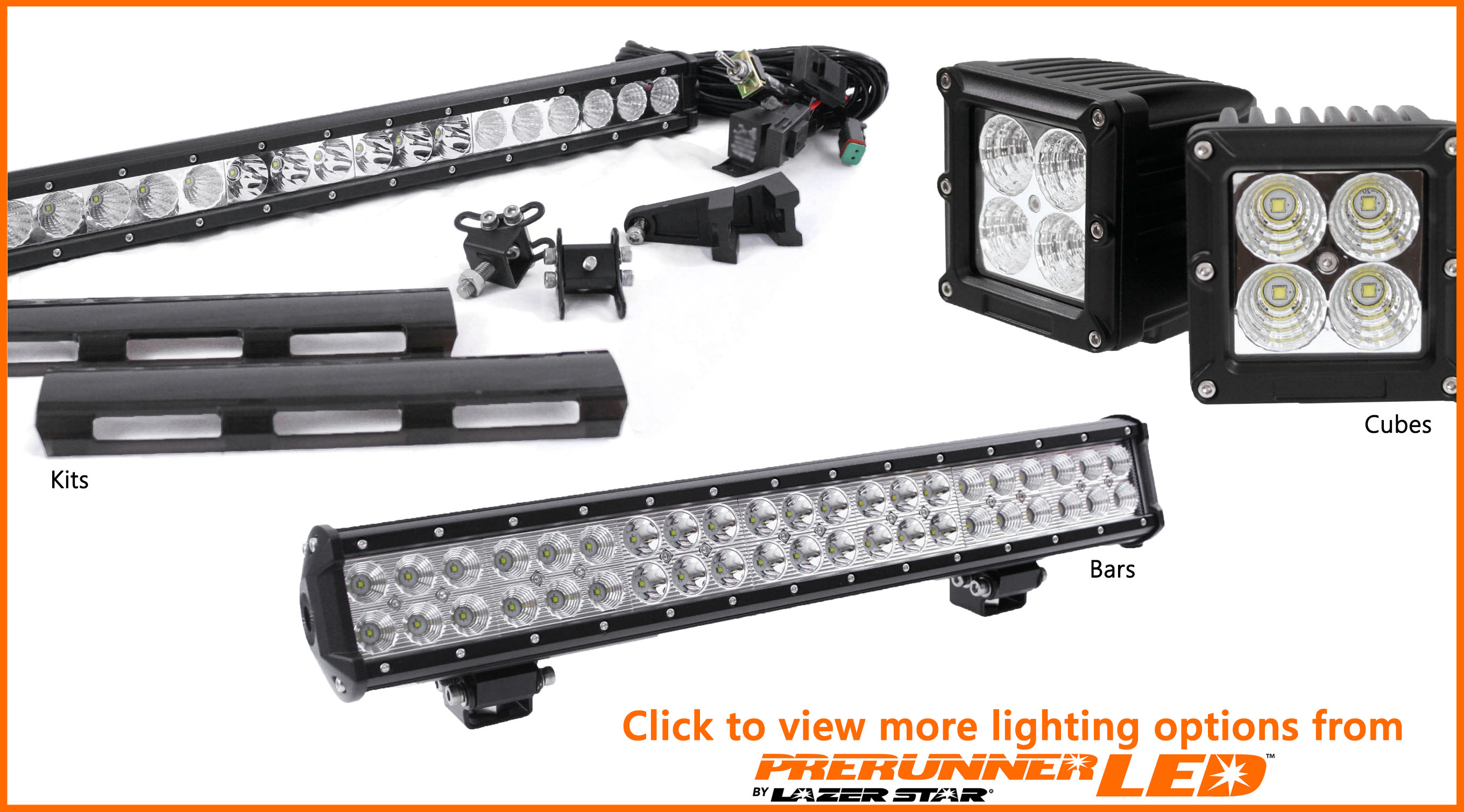 PreRunner LED Products