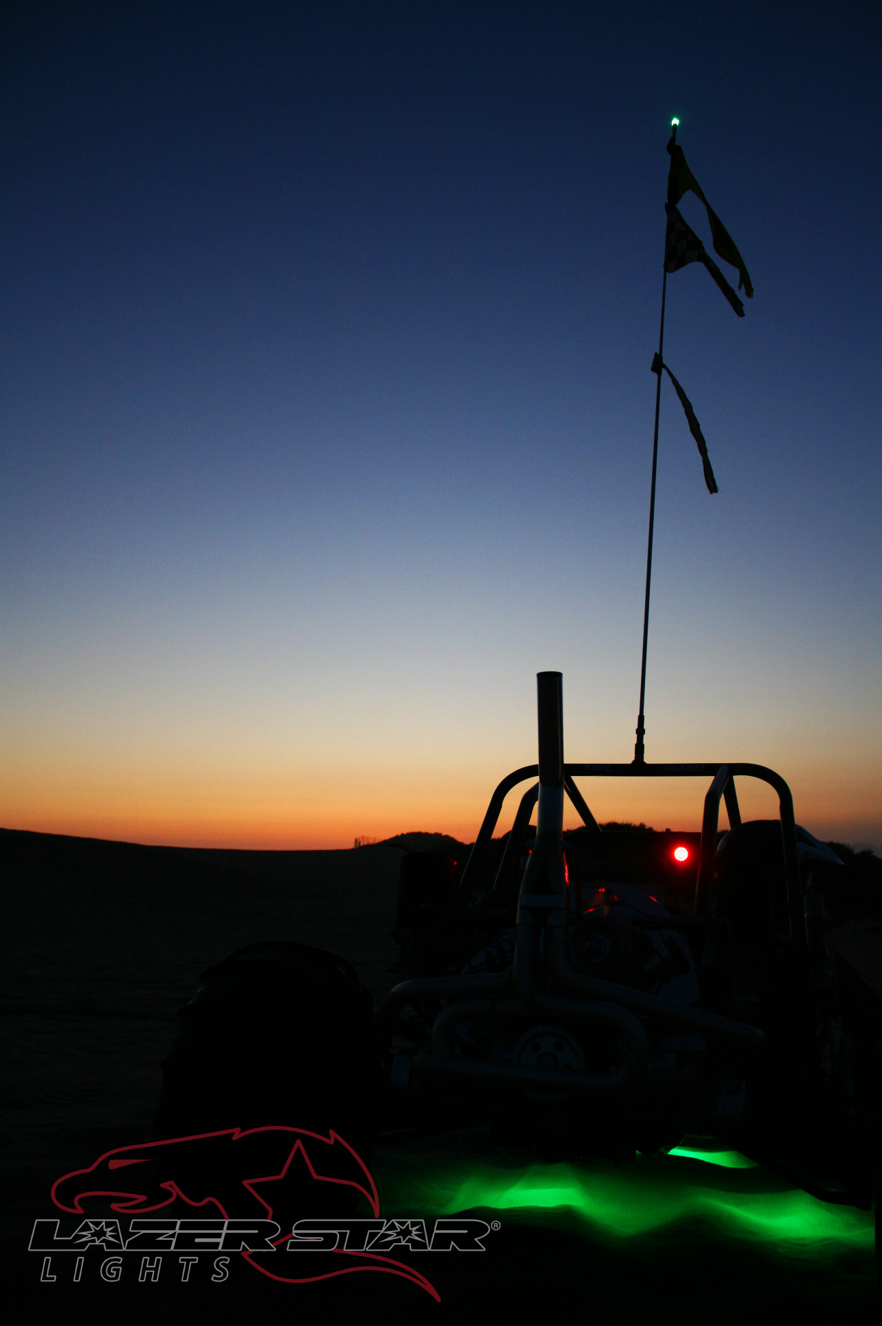 Dune Buggy w/ iStar Pod Lights