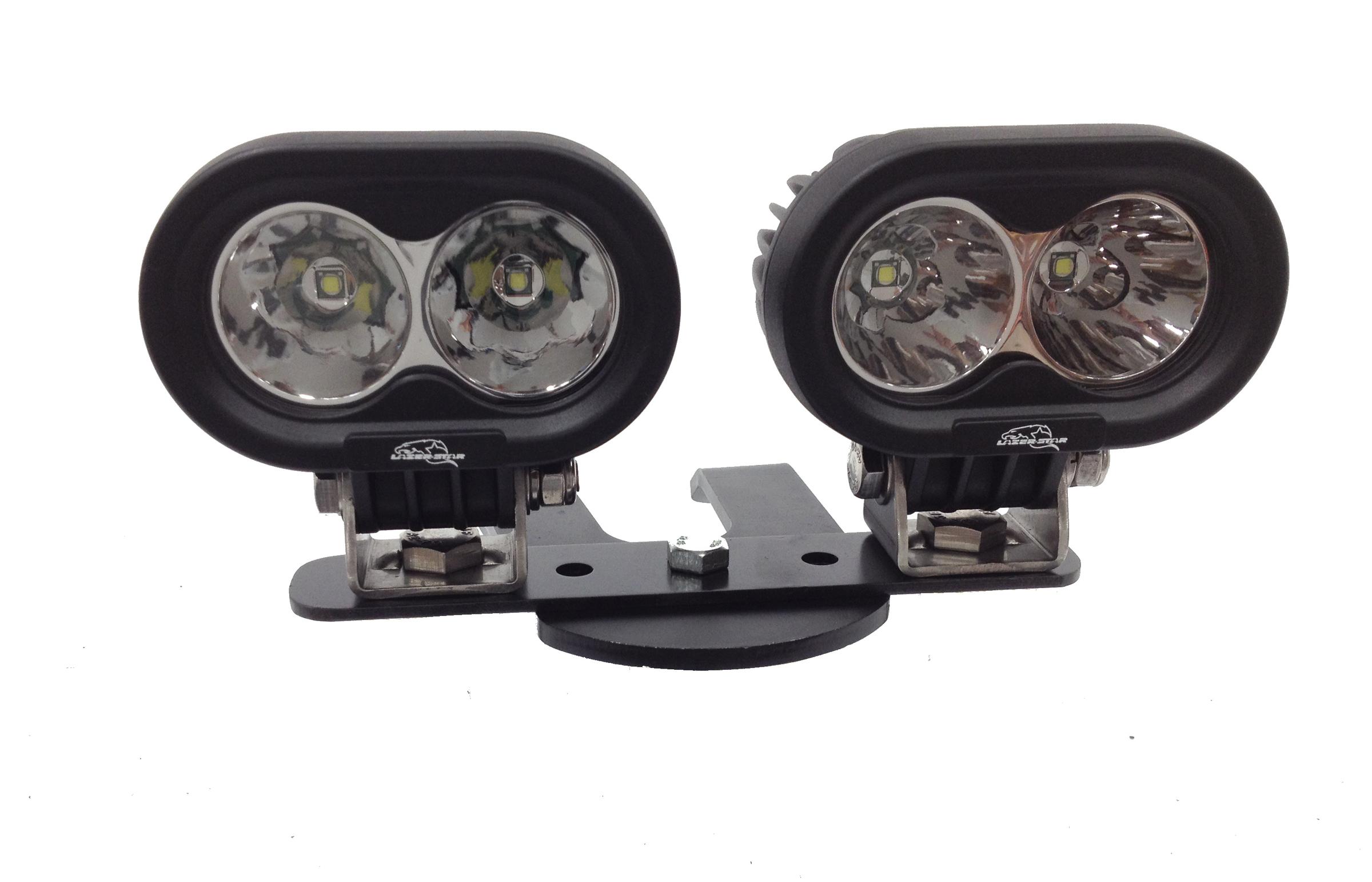 Lazer Star Lights Offering Led Light Handlebar Kits For