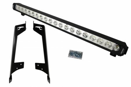 LX LED Lights - LX LED Jeep Windshield Kits