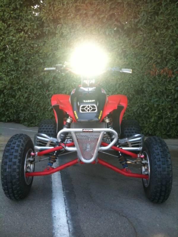 Led Headlight Kit >> Lazer Star 3 Watt LED Light Bar 9993022 ATV Handlebar Kit