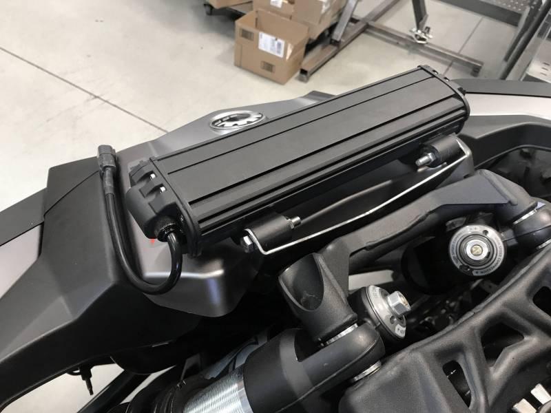 Jeep New Model >> Lazer Star Lights Can-Am X3 Shock Tower Bracket 592938