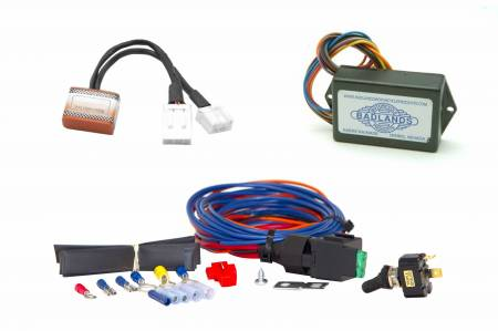 Parts & Accessories - Wire Kits, Electronics & Switches