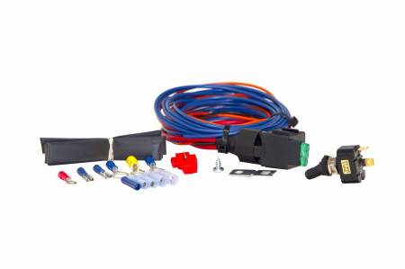 Wire Kits & Switches - Fused Relay Wire Kits