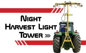 Lazer Star Harvest Light Info