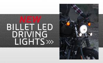 *New* Billet LED Driving Lights