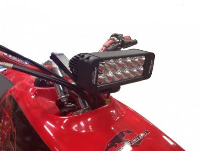 ATV Lighting - LED / HID Sport ATV Handlebar Kits