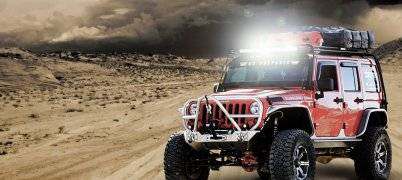 Applications - Jeep Lighting