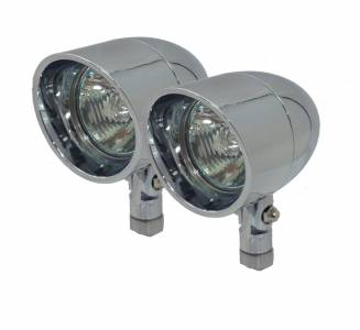 Halogen Lights - Vizor Driving & Signal Lights