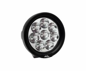 LX LED  - 4 Inch Endeavour 3 Watt Spot 8 LED 330801 Round Utility