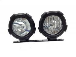 Dominator HID - Dominator HID ATV Light Kit 99930584 4-Inch HID Light Includes Multi-Light Adaptor