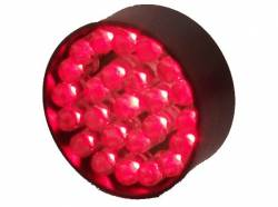 Lazer Star Billet Lights - Red LED Board LED33RE Replacement for Micro-B Lights
