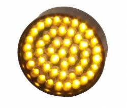 Lazer Star Billet Lights - Amber LED Board LED53AM Replacement for Bullet & Shorty Lights