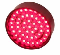 Lazer Star Billet Lights - Red LED Board LED53RE Replacement for Bullet & Shorty Lights