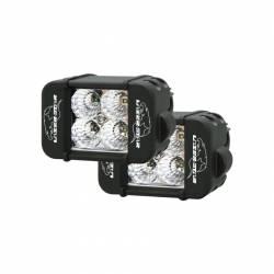 LX LED  - Pair 4 Inch Endeavour 3 Watt Flood 4 LED 2304029