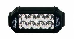 LX LED  - 6 Inch Endeavour 3 Watt Spot 8 LED 230801