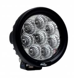 LX LED  - 4 Inch Endeavour 3 Watt Flood 8 LED 330802 Round Utility