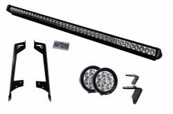 LX LED  - 3 Watt Hi-Lo Jeep Bracket Kit 55913489
