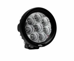 LX LED  - 4 Inch Endeavour 3 Watt Flood 8 LED 330802 Round Utility