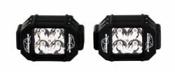 LX LED  - Pair 4 Inch Endeavour 3 Watt Spot 4 LED 2304019
