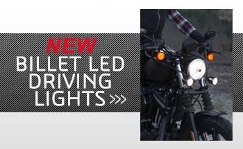 *New* Billet LED Driving Lights