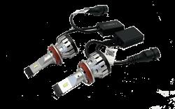 LX LED  - LX LED 30 Watt H11 Base Upgrade Capsule Pair 5771130
