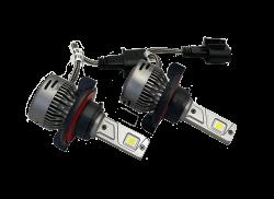 LX LED  - LX LED 40 Watt H13 Base High-Low Upgrade Capsule Pair 5771340