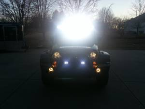 LX LED  - 50 Inch Atlantis 3 Watt Combi 48 LED 134803 - Image 8