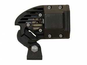 LX LED  - 6 Inch Endeavour 3 Watt Spot 8 LED 23080 Racer Special Amber/White LED - Image 2