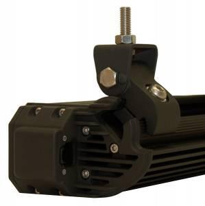 LX LED  - 6 Inch Endeavour 3 Watt Spot 8 LED 23080 Racer Special Amber/White LED - Image 3