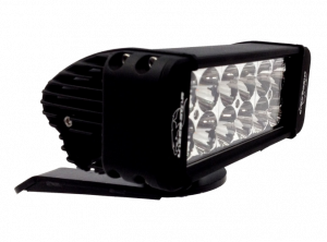 ATV Light Kits - LED & HID ATV Kits - LX LED  - 8 Inch 3 Watt Spot 12 LED 9993002 LX ATV Handlebar Kit