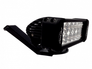 ATV Light Kits - LED & HID ATV Kits - LX LED  - 8 Inch 3 Watt Spot 12 LED 9993022 LX ATV Handlebar Kit