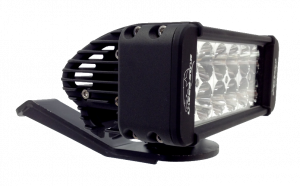 ATV Light Kits - LED & HID ATV Kits - LX LED  - 8 Inch 3 Watt Spot 12 LED 9993032 LX ATV Handlebar Kit