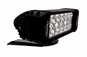 ATV Light Kits - LED & HID ATV Kits - LX LED  - 8 Inch 3 Watt Spot 12 LED 9993042 LX ATV Handlebar Kit