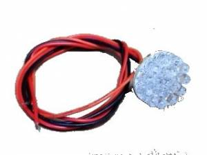 Spare / Replacement Parts - LED Boards - Lazer Star Billet Lights - Red LED Replacement Board for XS LED16RE