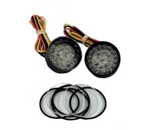 Amber LED Conversion Kit LEDK33AM Micro-B