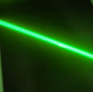 Lazer Star Billet Lights - Green 7 Inch LS547G-3  BilletLED Tube Mount - Image 2