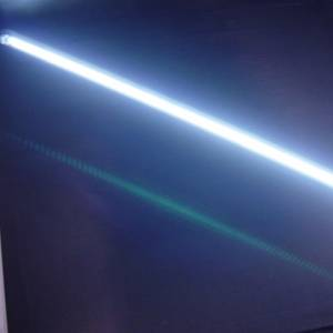 Lazer Star Billet Lights - White 7 Inch  LS547W BilletLED Bottom Mount - Image 2