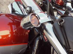 Lazer Star Billet Lights - Red Rigid  Mount Polished LSK3120R-R Micro-B - Image 3