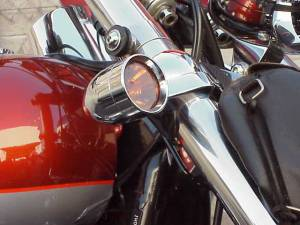 Lazer Star Billet Lights - Red Diamond Mount Chrome LSK3801R-D Micro-B - Image 5