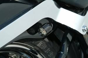 Lazer Star Billet Lights - Amber Rigid Mount Polished LSK6101A-R XS - Image 5