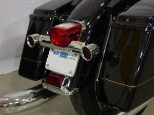 Lazer Star Billet Lights - LSM100 License Plate Relocator - Image 3