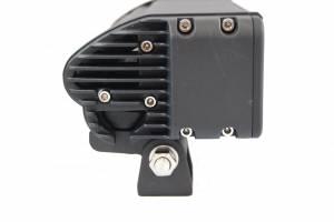LX LED  - 28 Inch Endeavour 3 Watt Spot 52 LED23520 Racer Special Amber/White LED - Image 2