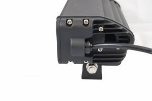 LX LED  - 28 Inch Endeavour 3 Watt Spot 52 LED23520 Racer Special Amber/White LED - Image 3