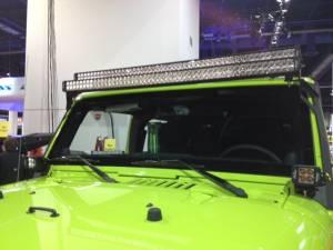 LX LED  - 28 Inch Endeavour 3 Watt Spot 52 LED23520 Racer Special Amber/White LED - Image 10