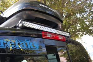 LX LED  - 28 Inch Endeavour 3 Watt Spot 52 LED23520 Racer Special Amber/White LED - Image 12