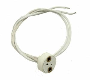 Lazer Star® Billet Lights - Billet Lights Spare / Replacement Parts - Lazer Star Billet Lights - Wire PigTailReplacementfor Halogen Billet Lights RK05-Q